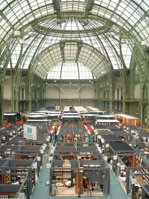 SalonLivreAncienParis GrandPalais